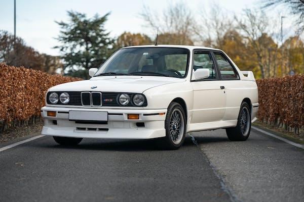 1987 BMW (E30) M3 - LHD