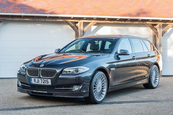 NO RESERVE: 2012 BMW ALPINA D5 BITURBO TOURING