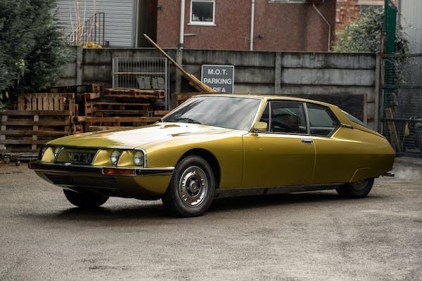 1973 CITROËN SM - LHD