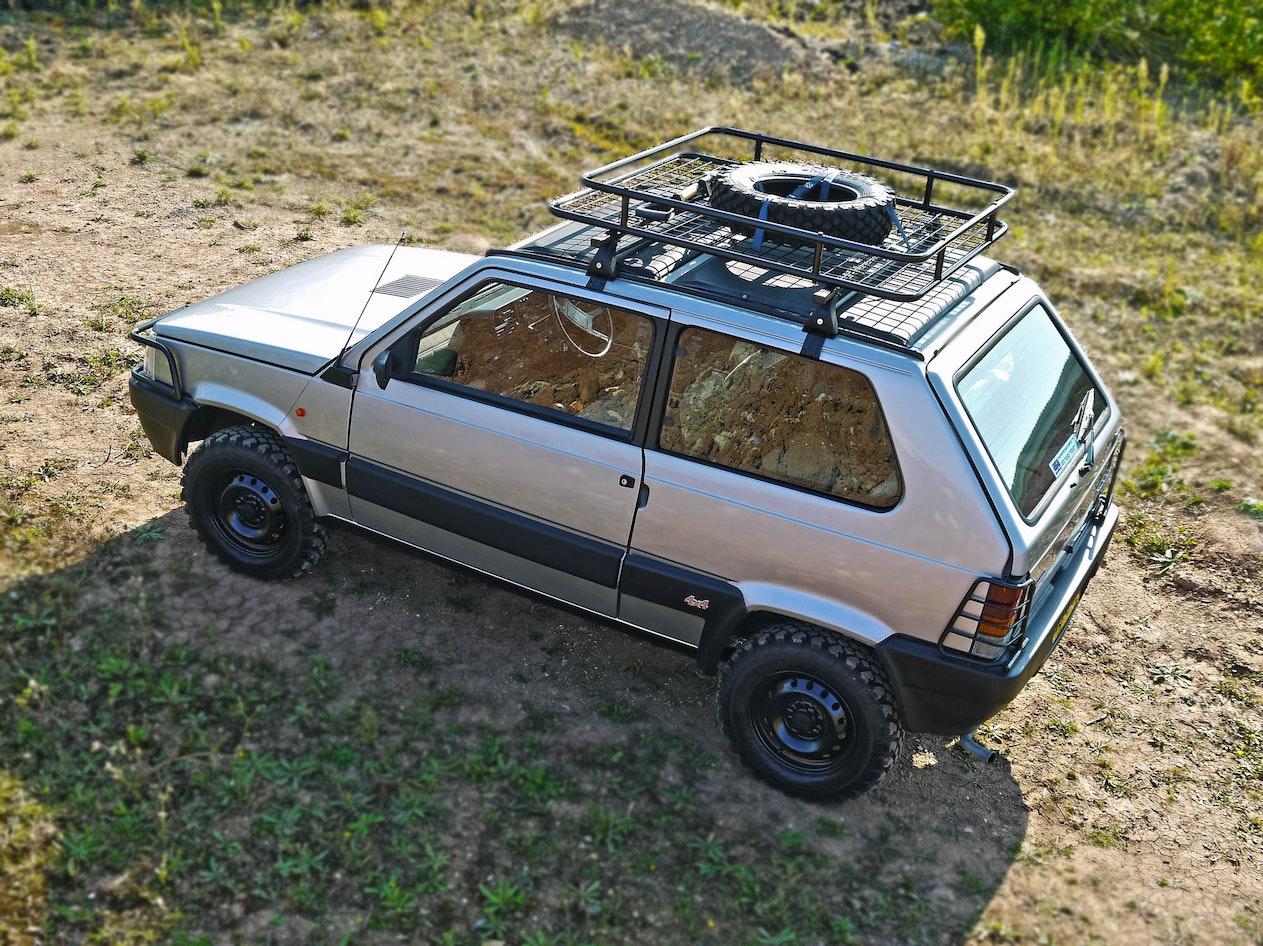 NO RESERVE: 1987 FIAT PANDA 4X4