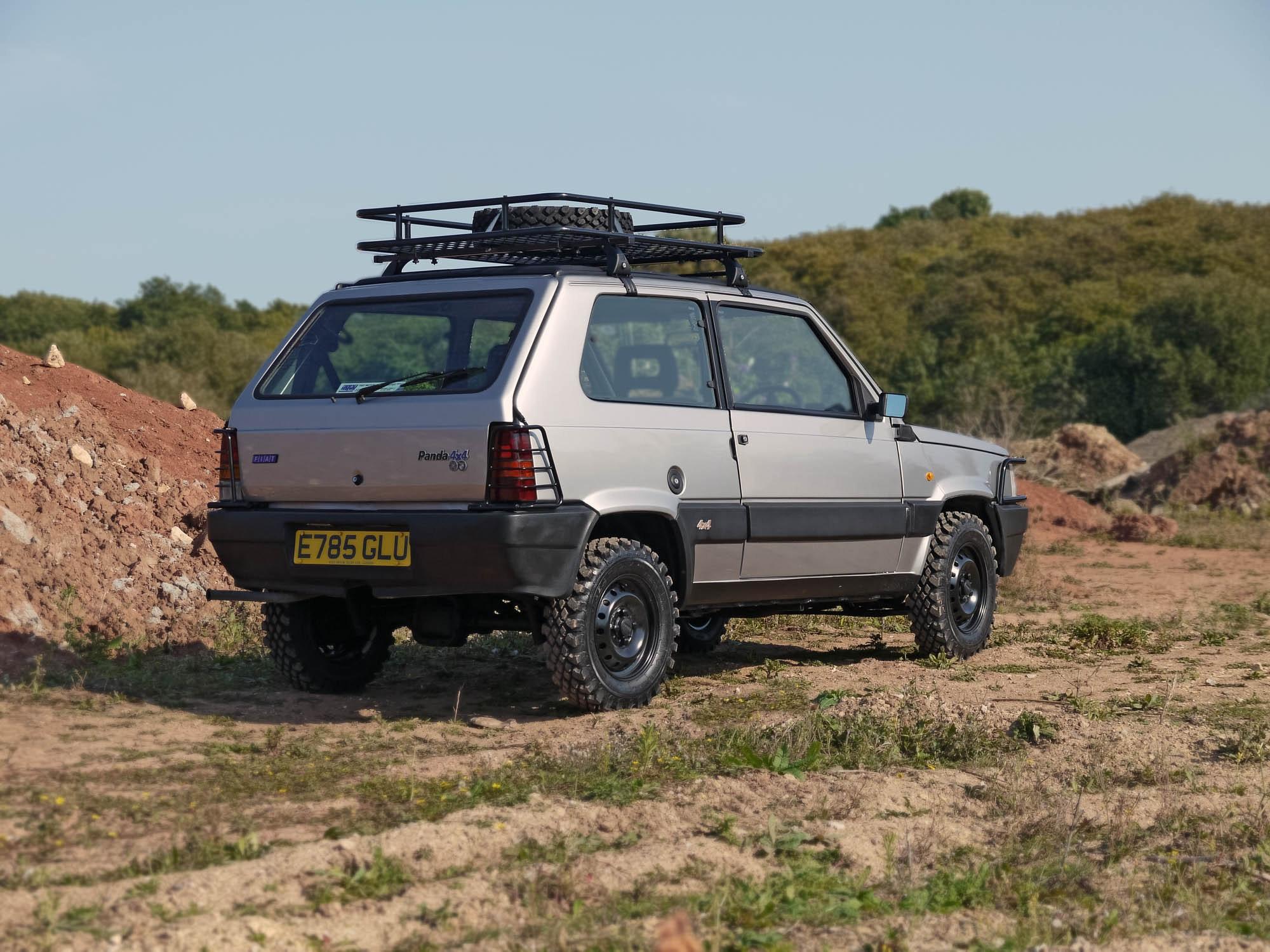 No Reserve 1987 Fiat Panda 4x4