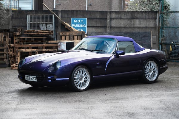 1999 TVR CHIMAERA 450 - SUPERCHARGED 490BHP