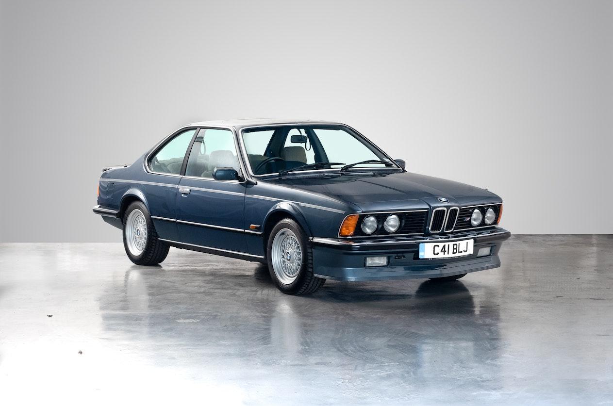 1986 BMW M635CSI