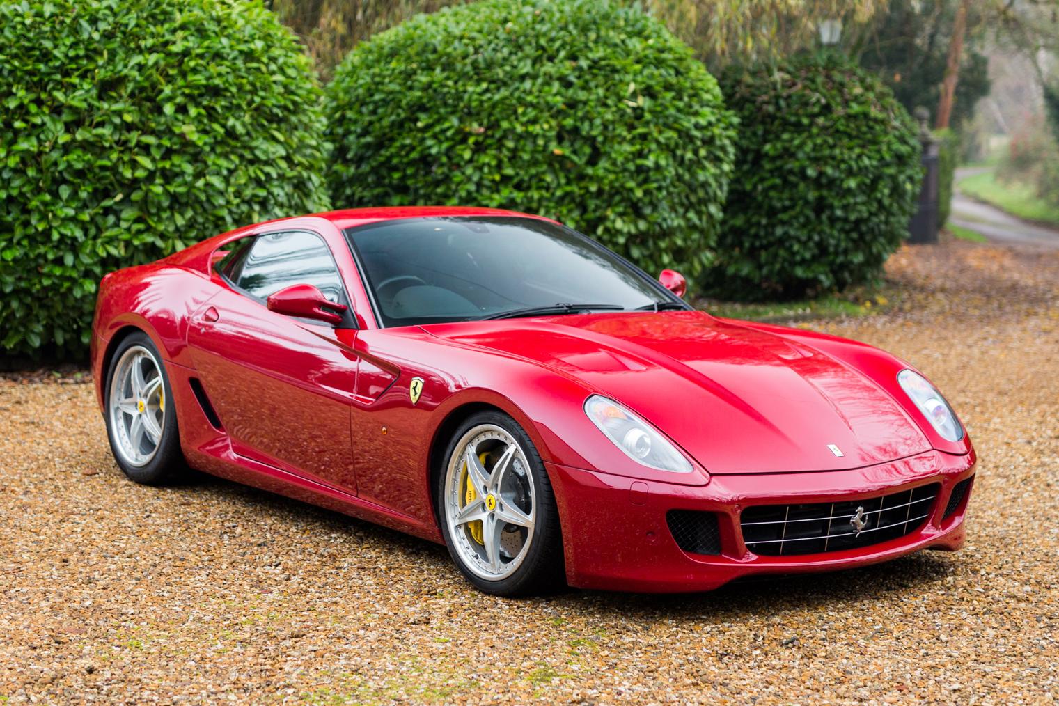 2011 Ferrari 599 Gtb Hgte Package