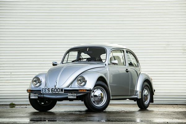1977 VOLKSWAGEN BEETLE LAST EDITION - 435 MILES FROM NEW