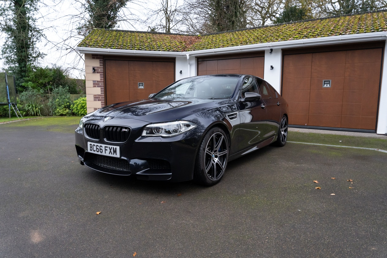 2017 BMW M5 COMPETITION EDITION - 1 OF 200