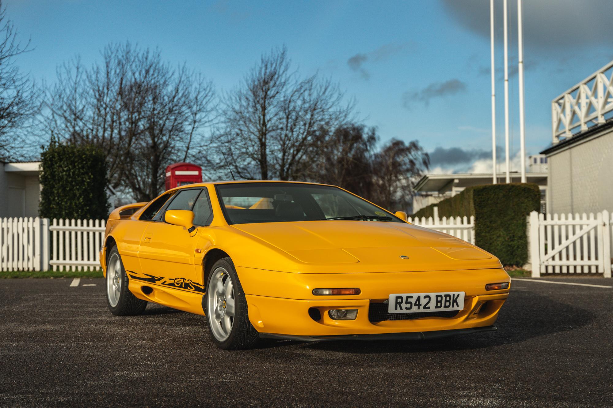 1997 LOTUS ESPRIT GT3