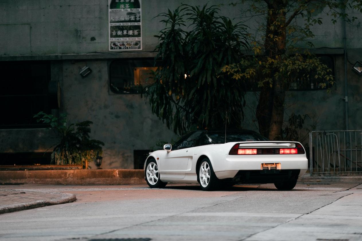 1995 HONDA NSX TYPE R