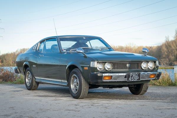 1975 TOYOTA CELICA GT FASTBACK