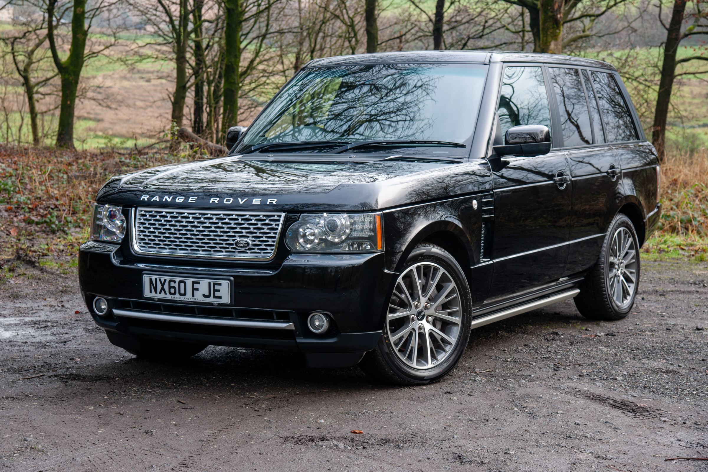 2011 RANGE ROVER AUTOBIOGRAPHY BLACK LIMITED EDITION