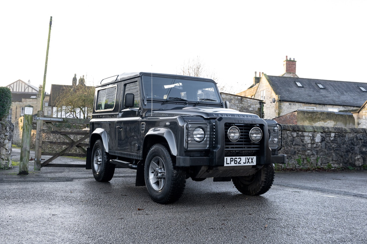 2013 LAND ROVER DEFENDER 90 XS
