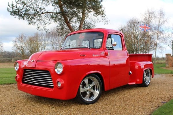 1955 DODGE C-SERIES CUSTOM PICKUP - LHD