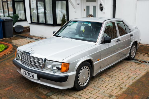 1990 MERCEDES-BENZ 190E 2.5-16 COSWORTH