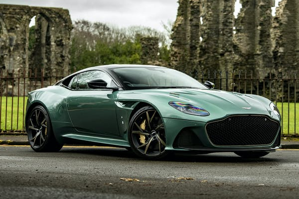 2019 ASTON MARTIN DBS SUPERLEGGERA 59
