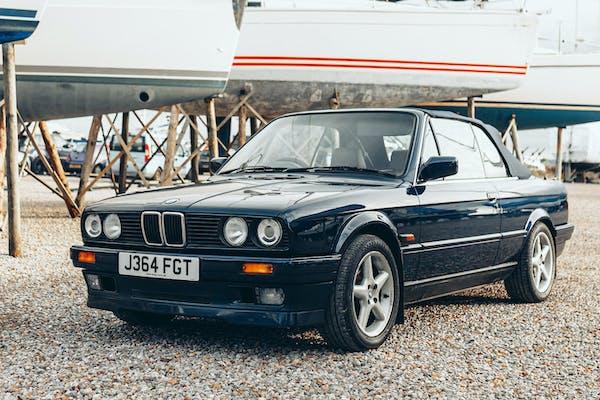 1992 BMW (E30) 320i CABRIOLET - 40,111 MILES