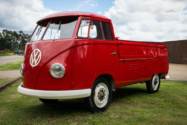 1960 VOLKSWAGEN T1 SINGLE CAB PICKUP