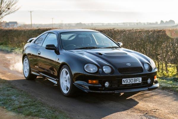 NO RESERVE: 1995 TOYOTA CELICA GT-FOUR