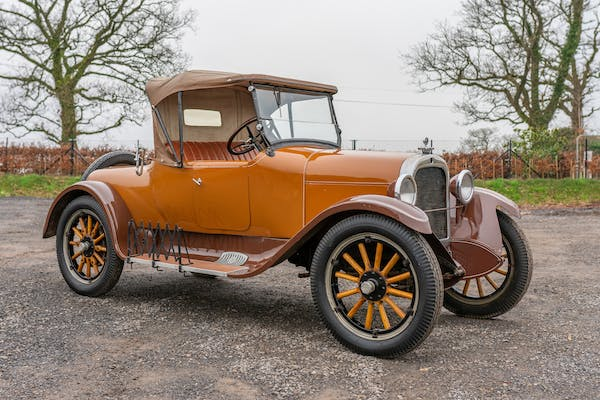 NO RESERVE: 1924 DODGE BROTHERS SERIES 116 ROADSTER