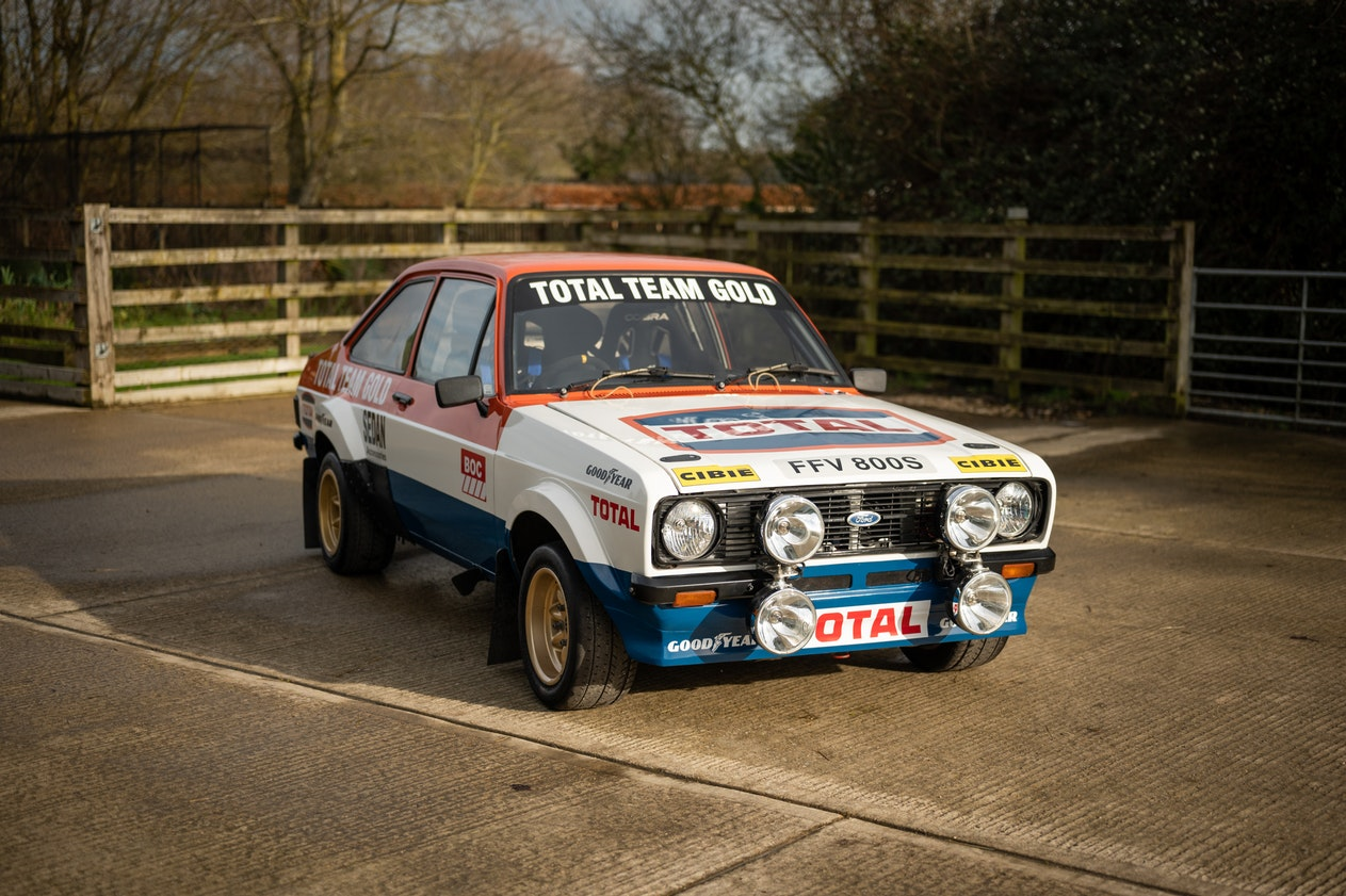 1978 FORD ESCORT (MK2) RS1800 GROUP 4
