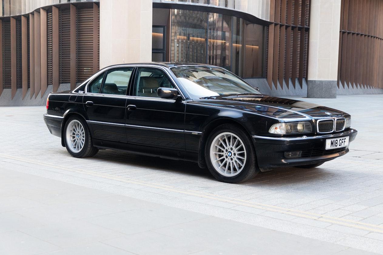 1998 BMW 750i