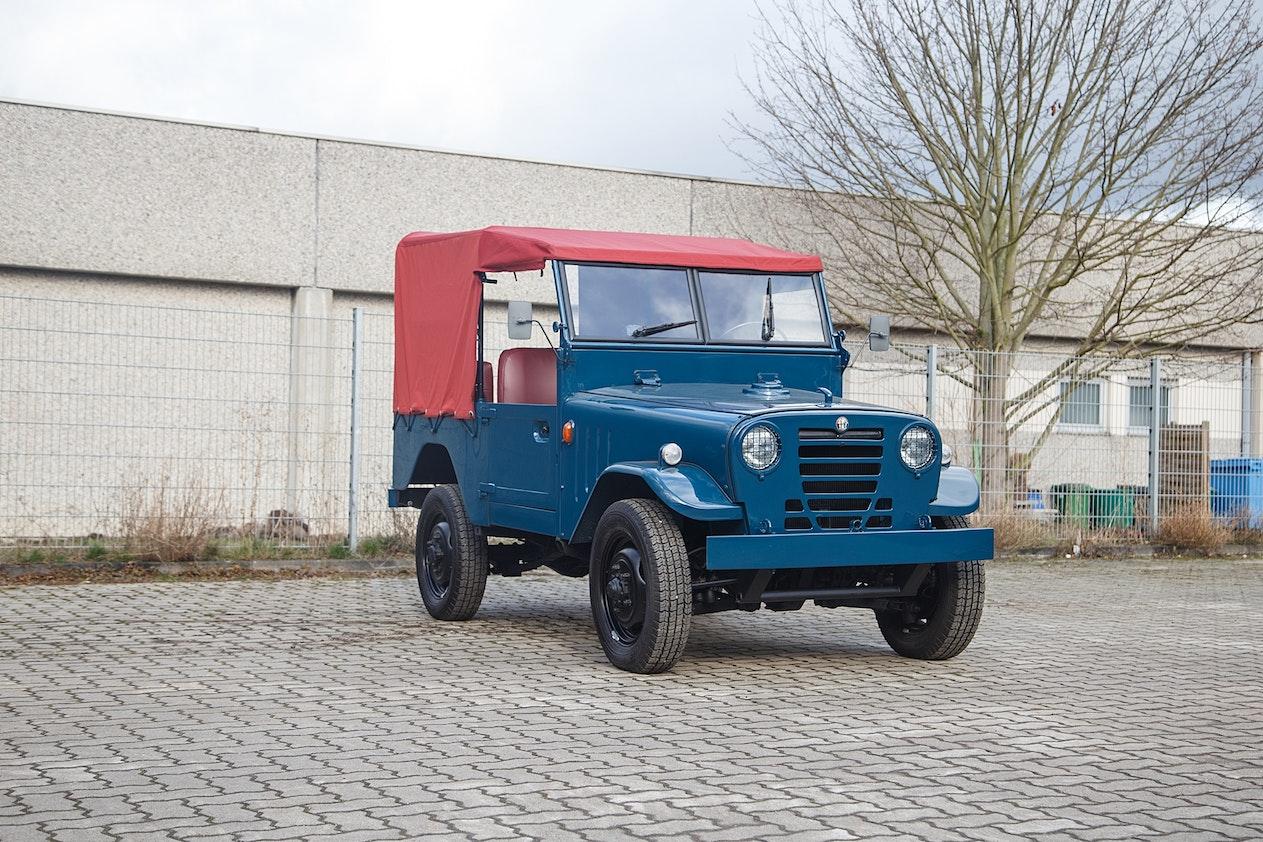 1951 ALFA ROMEO MATTA AR51