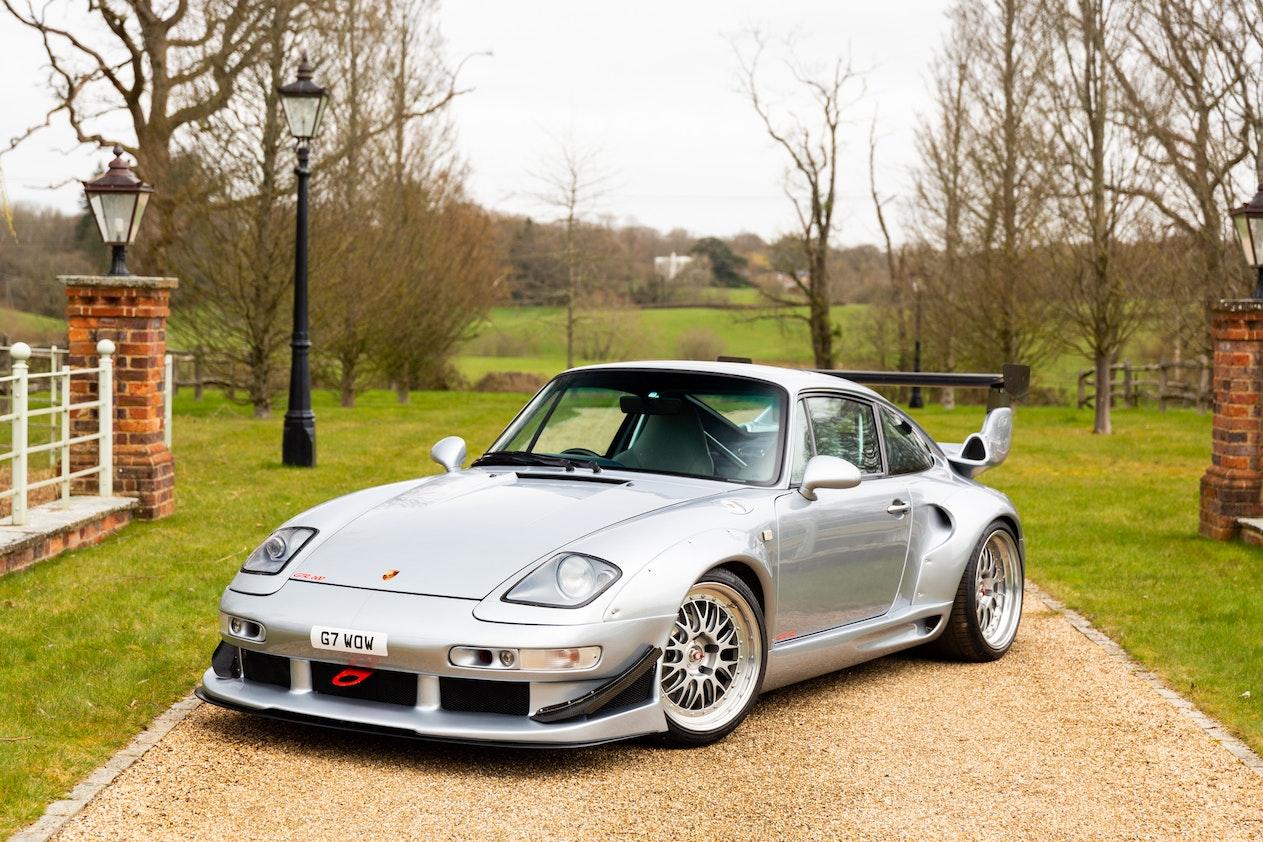 1996 PORSCHE 911 (993) TURBO GEMBALLA GTR 600