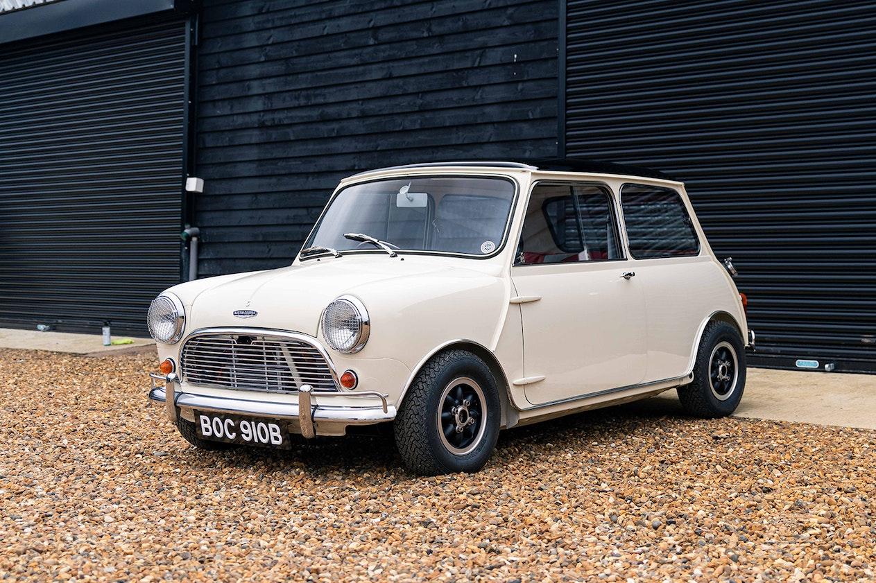 1964 AUSTIN MINI COOPER S MK1