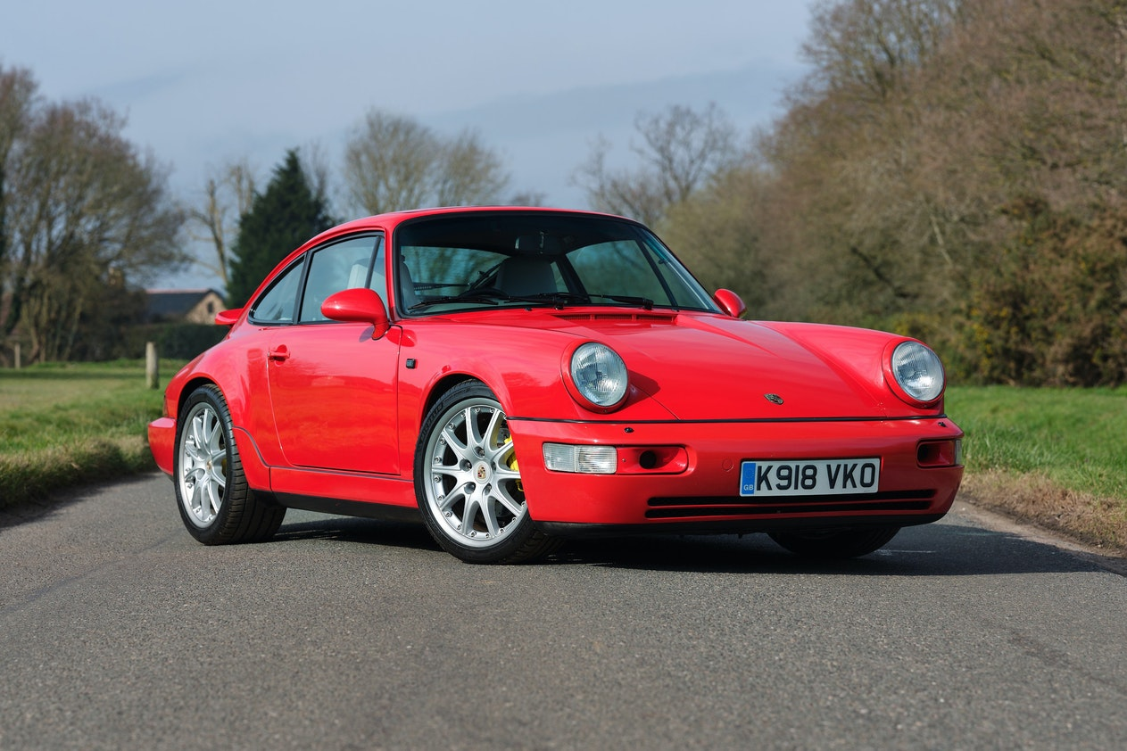 1993 PORSCHE 911 (964) CARRERA 2