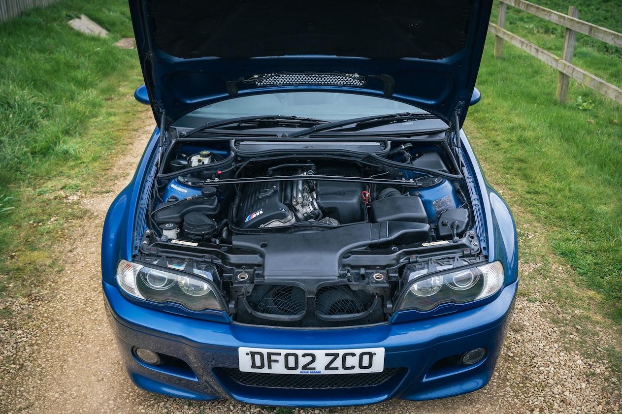 2002 Bmw E46 M3 Manual
