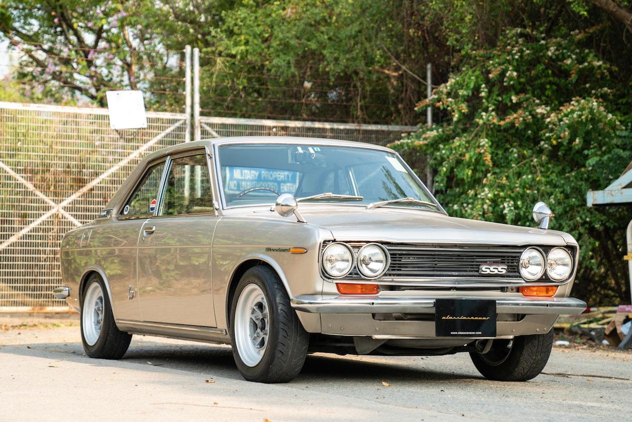 1971 DATSUN 510 SSS COUPE 'BLUEBIRD'