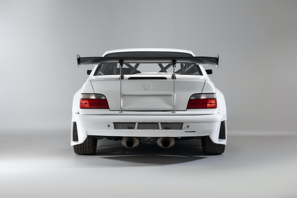1994 BMW (E36) M3 GTR TRIBUTE RACE CAR