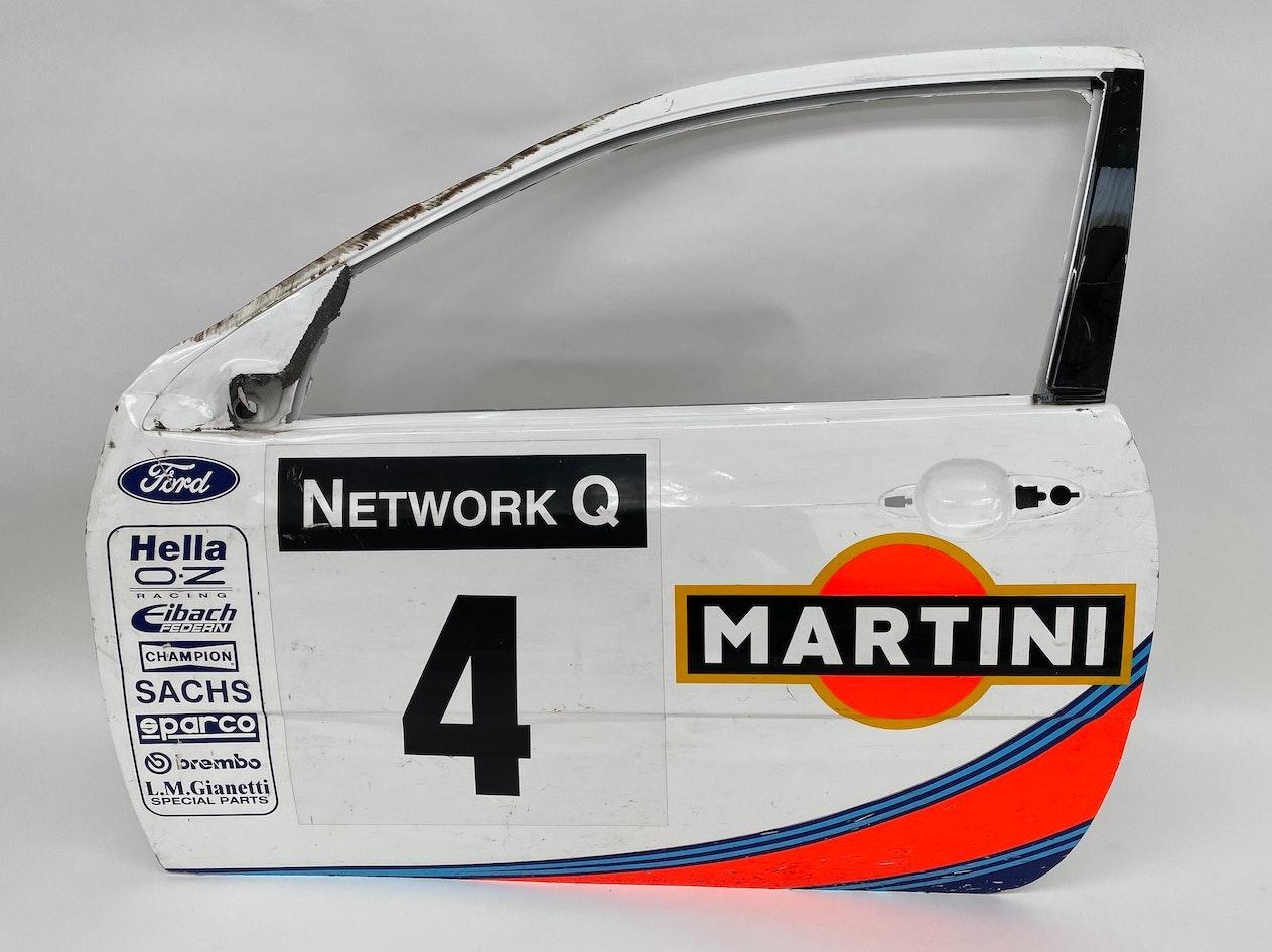 2001 FORD FOCUS RS WRC BODY PANELS - EX-MCRAE & GRIST