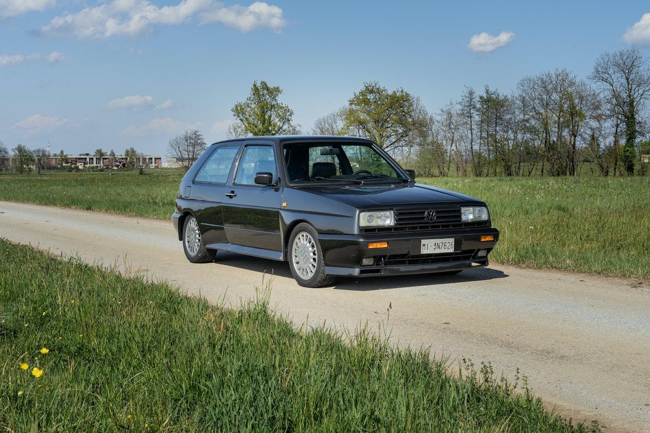 1989 VOLKSWAGEN GOLF (MK2) RALLYE 'G60'
