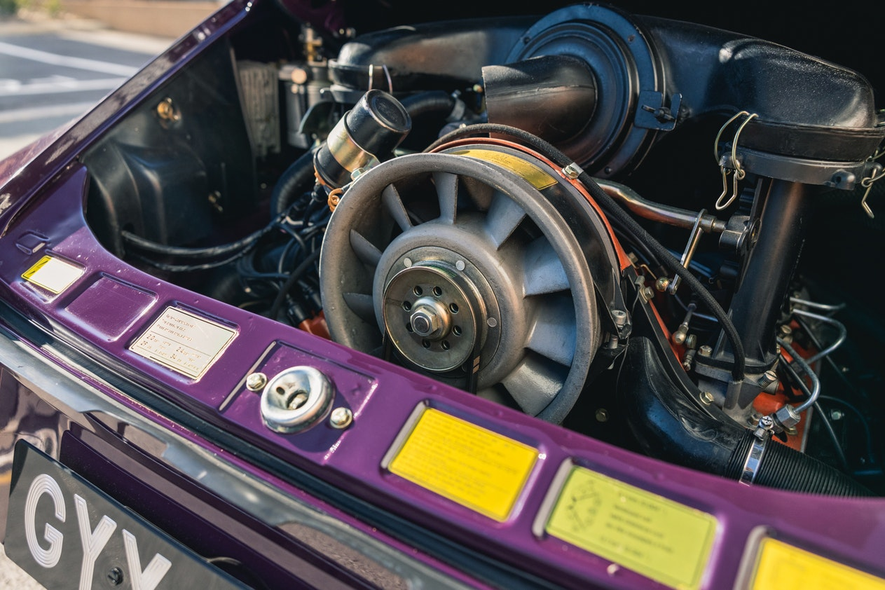 NO RESERVE: 1973 PORSCHE 911 CARRERA 2.7 RS