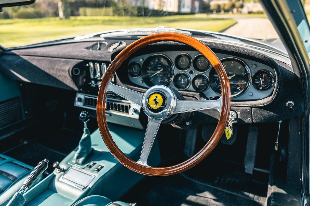 1972 FERRARI 365 GTB/4 'DAYTONA' BERLINETTA