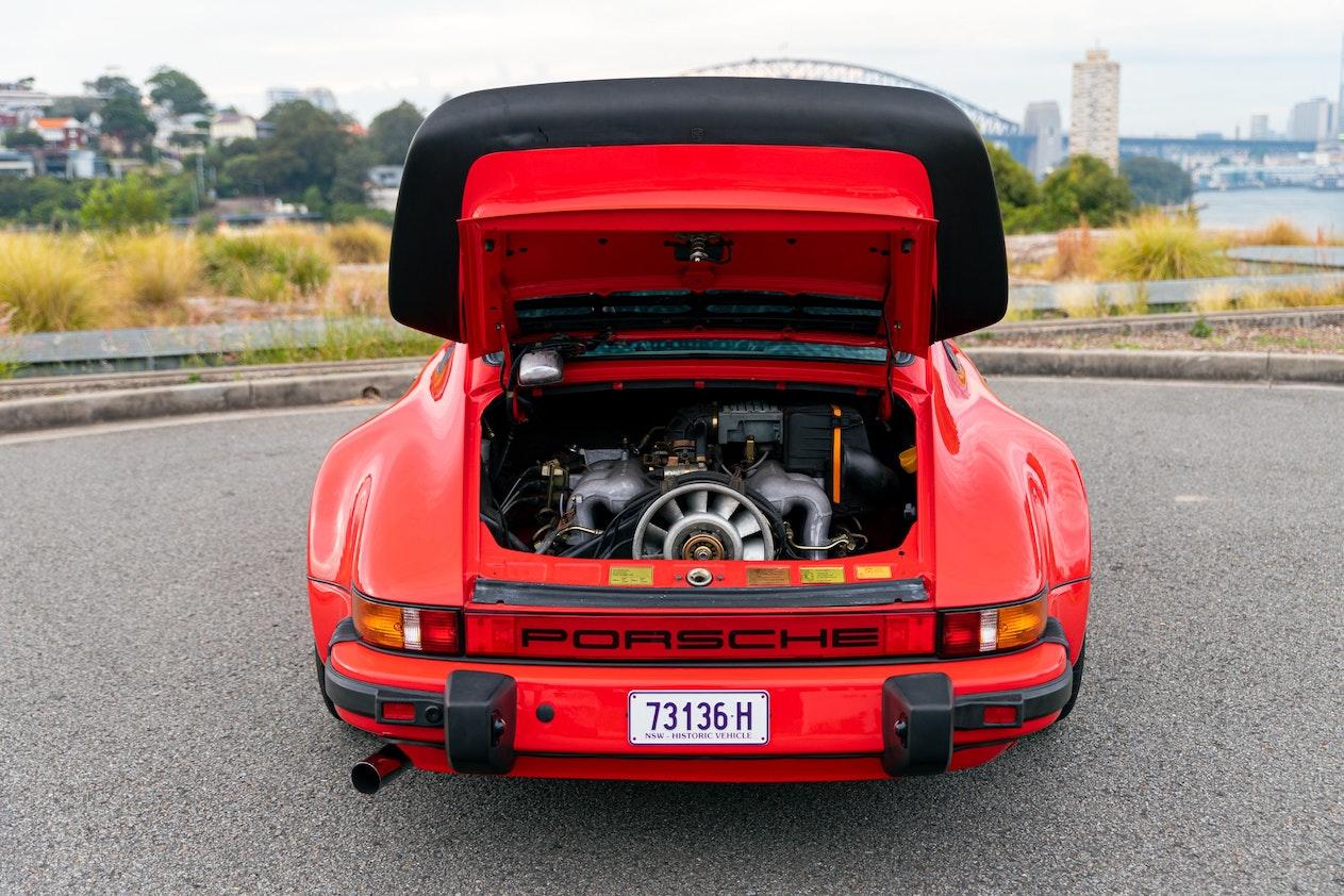 1986 PORSCHE 911 CARRERA 3.2 SUPER SPORT