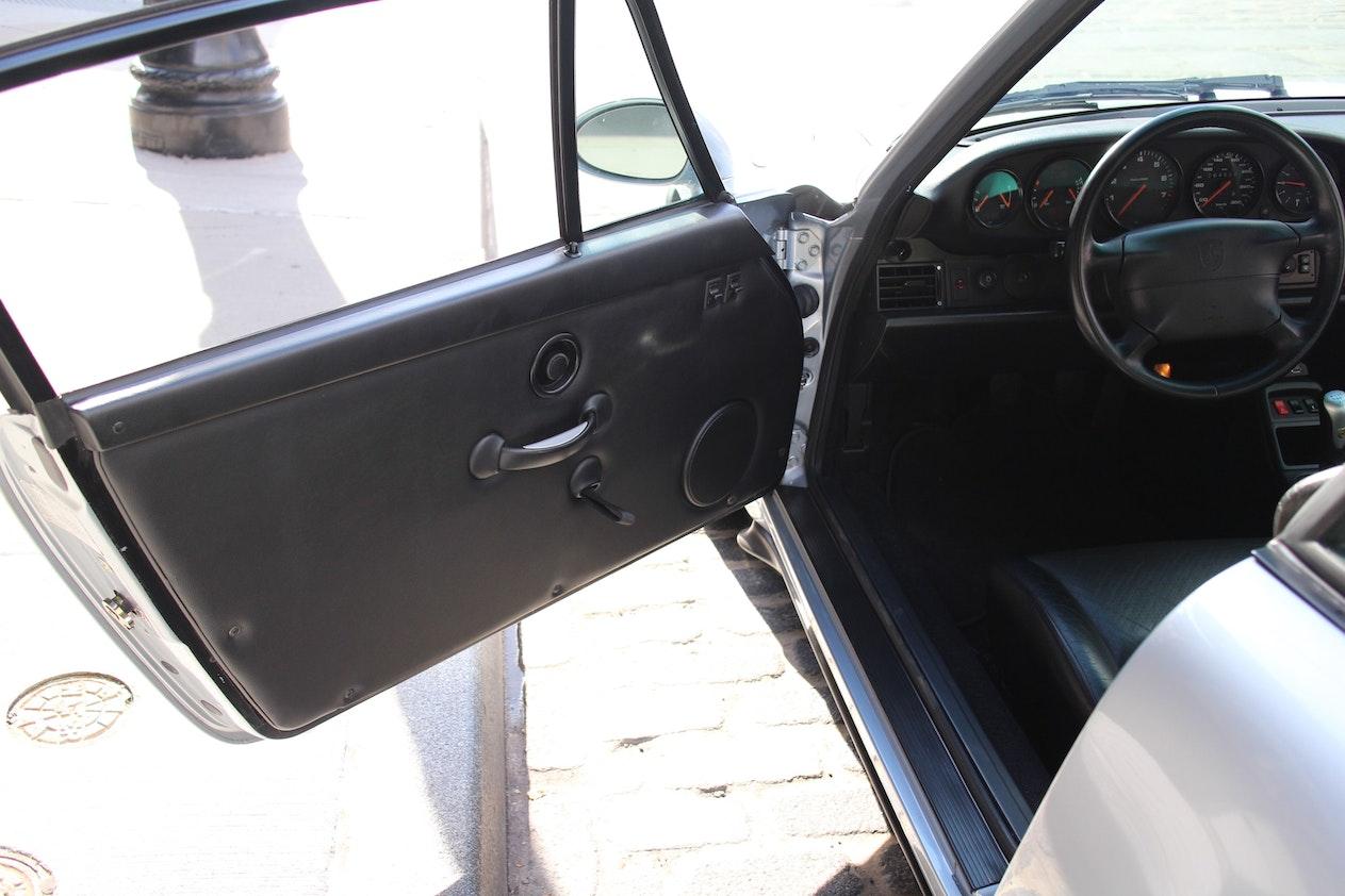 1995 PORSCHE 911 (993) CARRERA RS