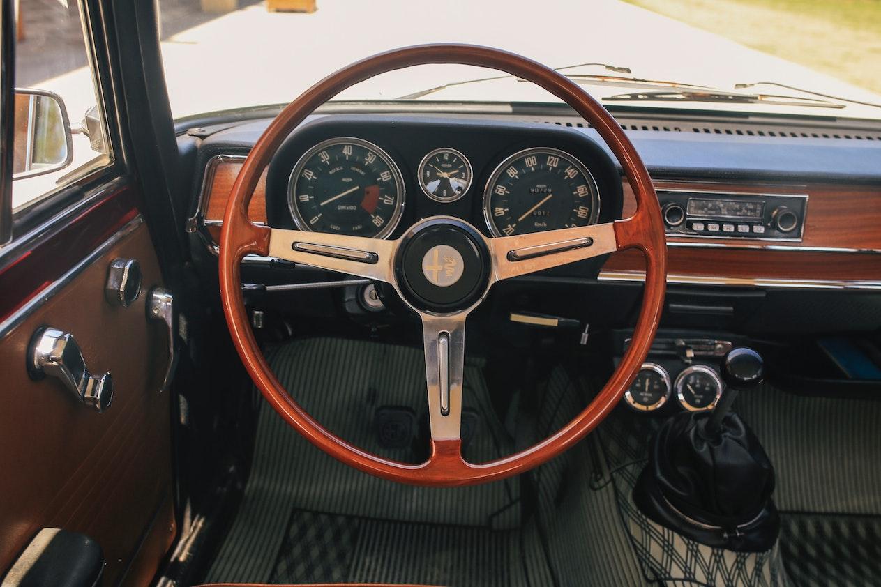 1970 ALFA ROMEO GIULIA SUPER 1600 'BISCIONE'
