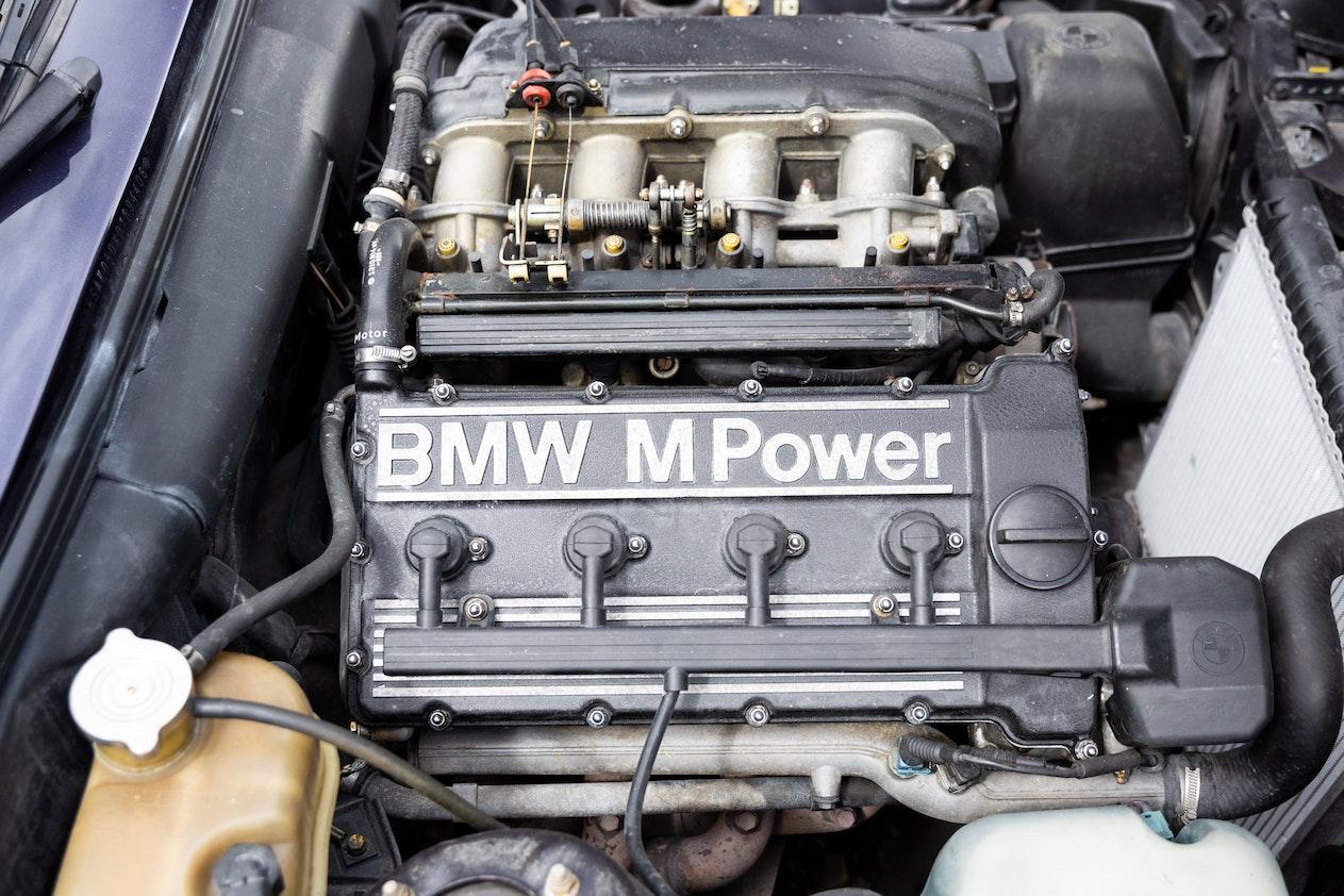 1988 BMW (E30) M3 'EUROPAMEISTER'