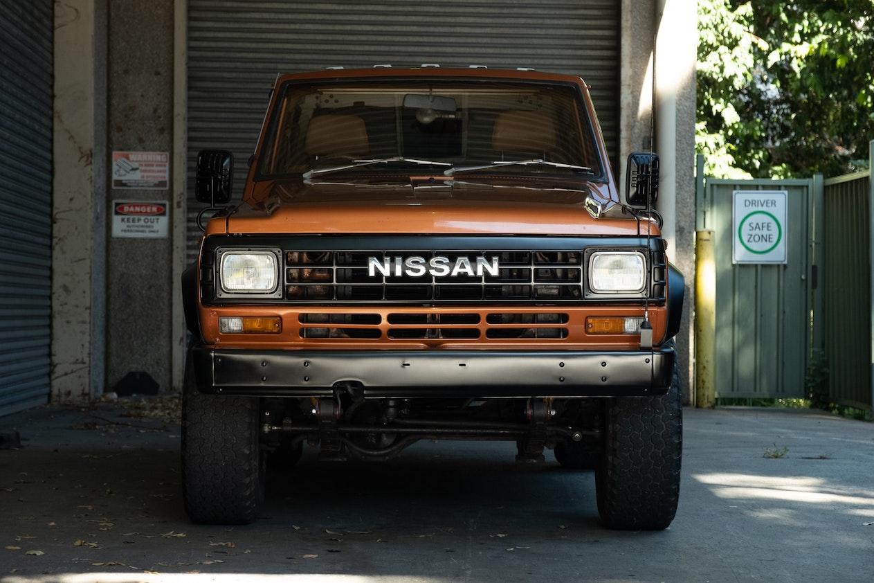 1983 NISSAN PATROL