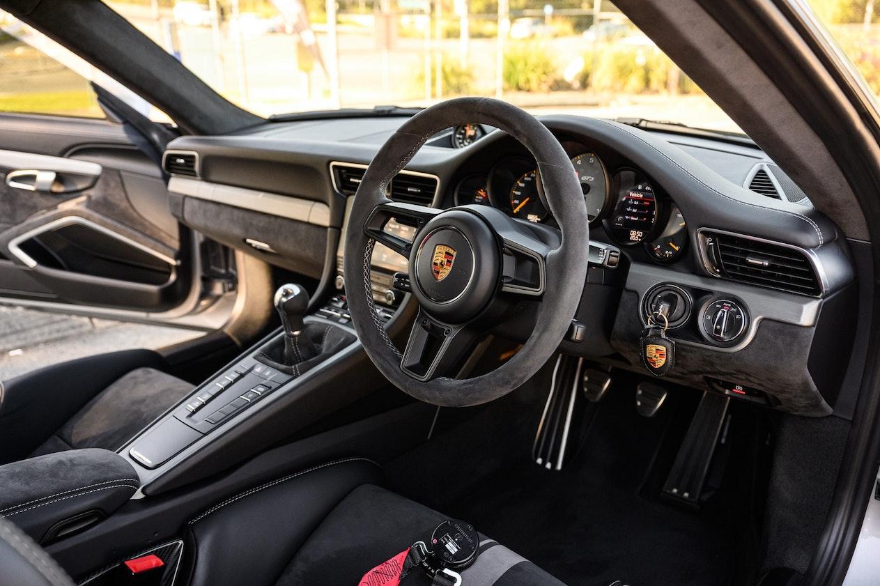 2018 PORSCHE 911 (991.2) GT3 CLUBSPORT