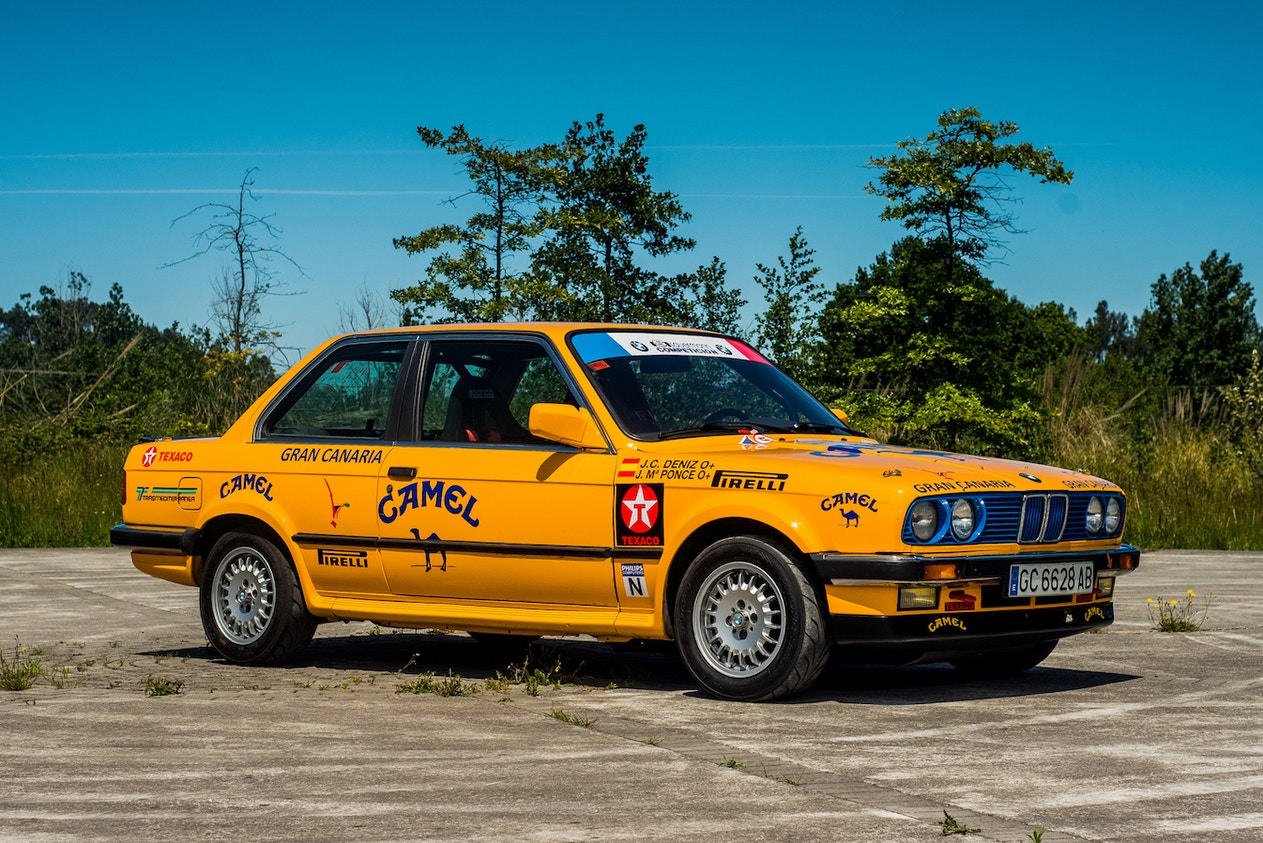 1986 BMW (E30) 325 IX GR.N RALLY
