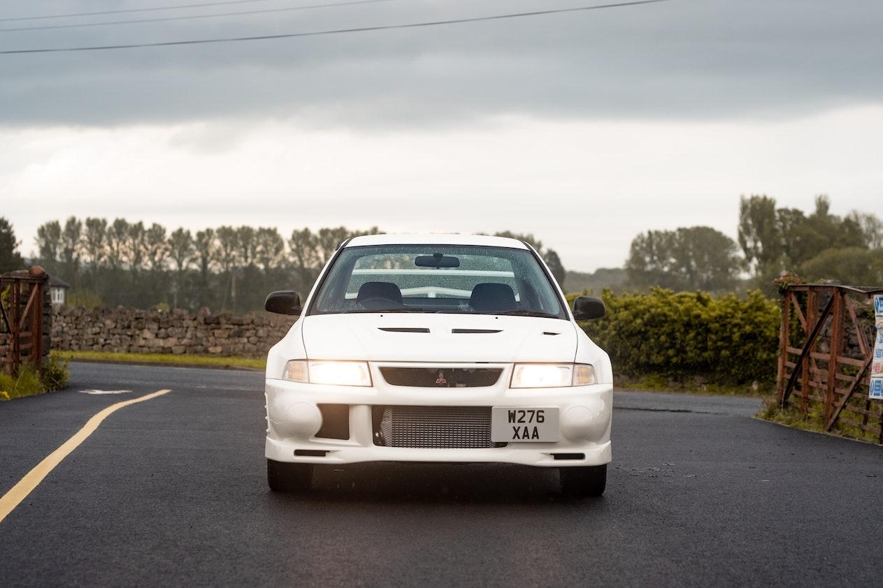 2000 MITSUBISHI LANCER EVO VI RS