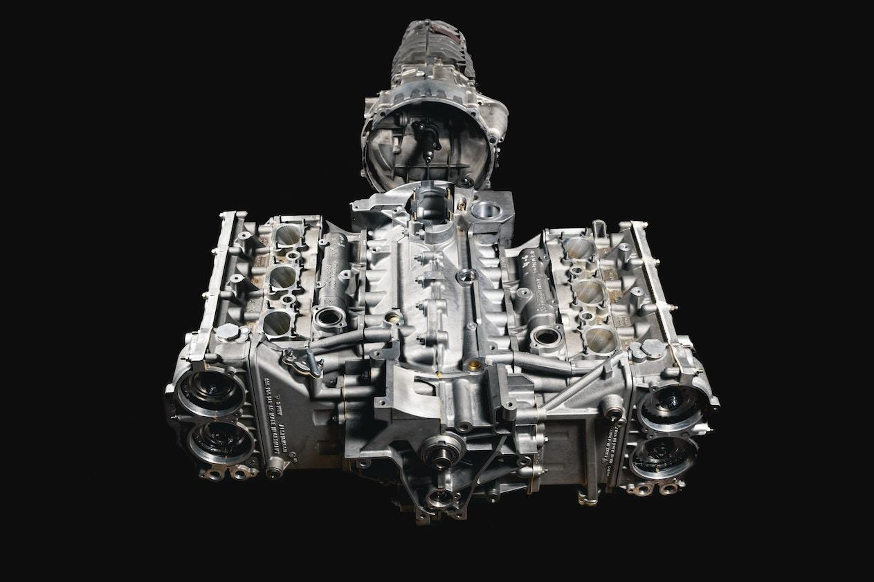PORSCHE 911 (996) GT3 R ENGINE AND GEARBOX