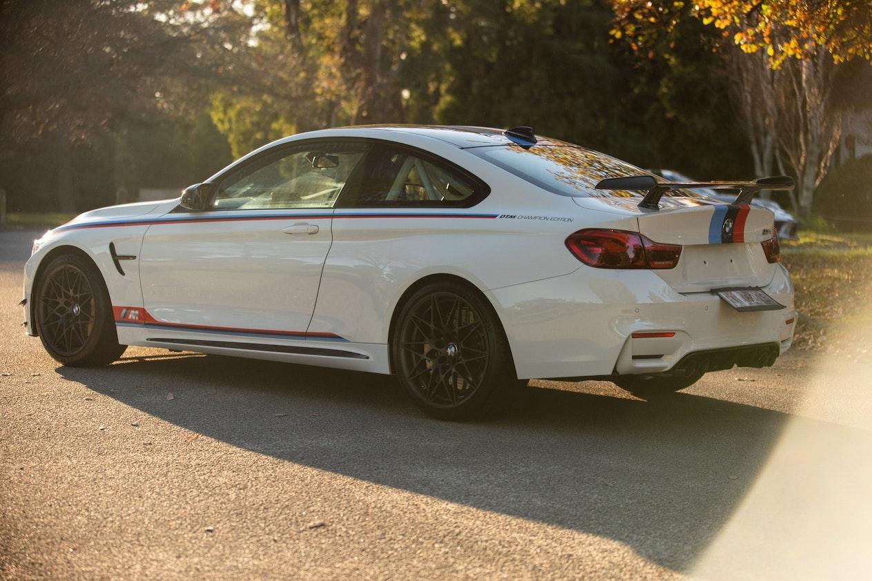 2017 BMW M4 DTM CHAMPION EDITION