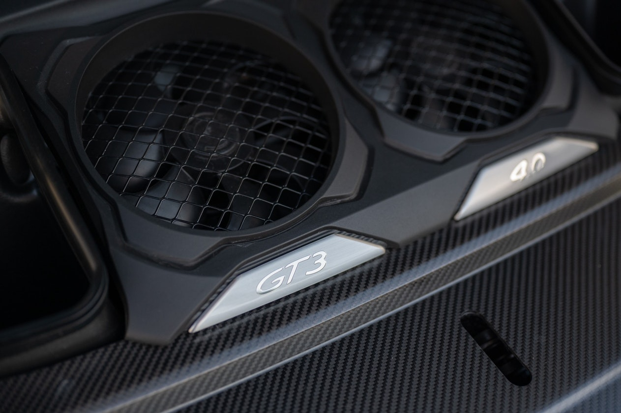 2018 PORSCHE 911 (991.2) GT3 CLUBSPORT - MANUAL