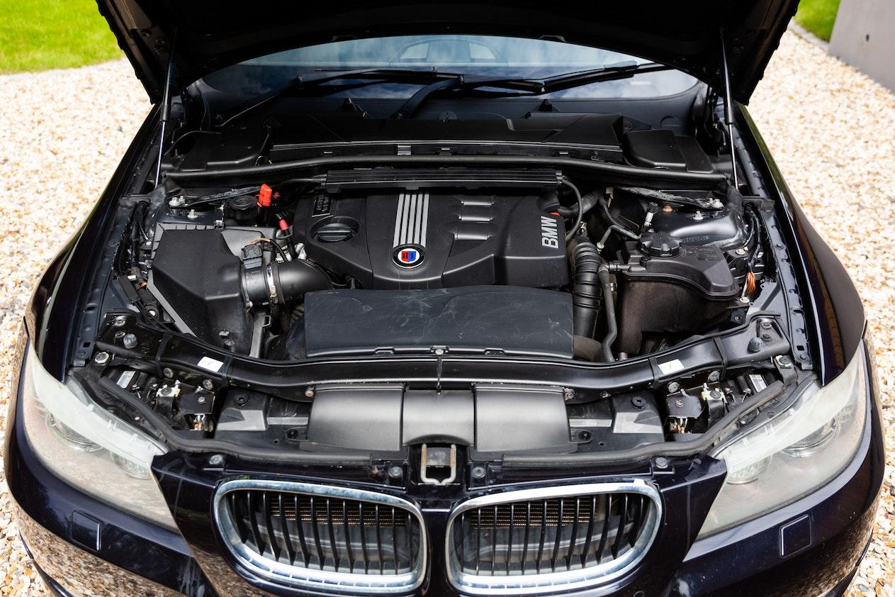 2011 BMW ALPINA (E91) D3 BITURBO TOURING