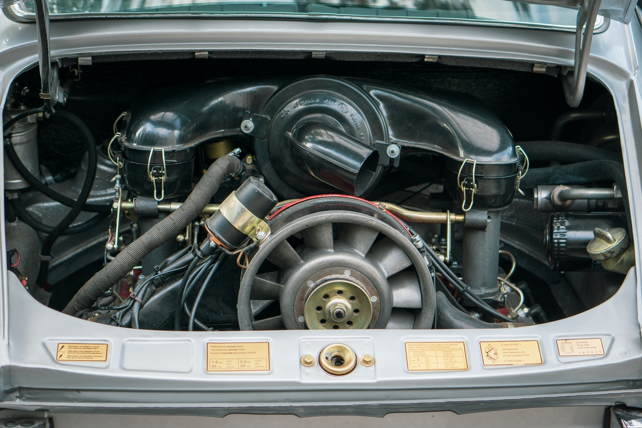 1970 PORSCHE 911 S 2.2
