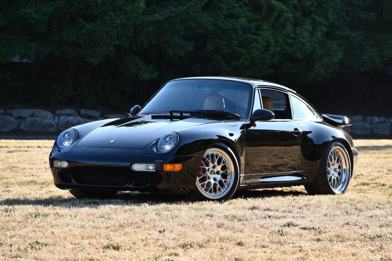 1996 PORSCHE 911 (993) TURBO