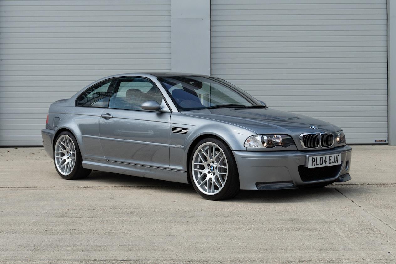 2004 BMW (E46) M3 CSL - 2,657 MILES